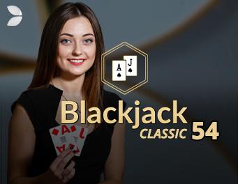 Blackjack Classic 54