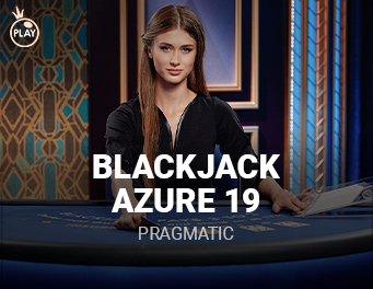 Blackjack 19 - Azure