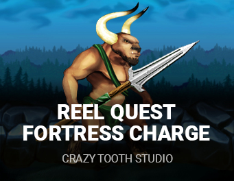 Reel Quest Fortress Charge