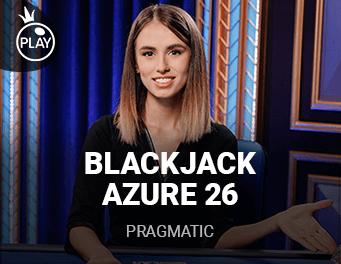 Blackjack 26 - Azure