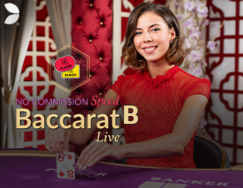 No Commission Speed Baccarat B