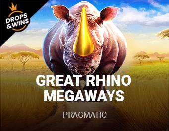 Great Rhino Megaway