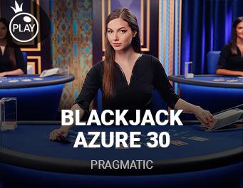 Blackjack 30 - Azure
