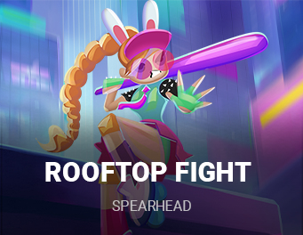 Rooftop Fight