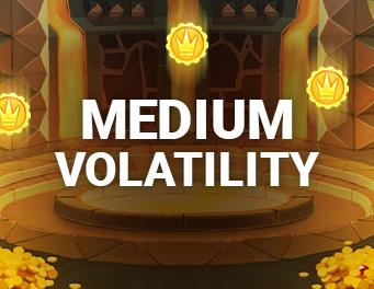 mediium volatility