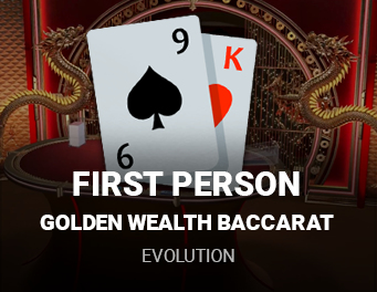 First Person Golden Wealth Baccarat