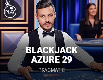 Blackjack 29 - Azure