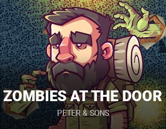 Zombies At The Door