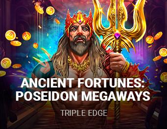 Ancient Fortunes: Poseidon Megaways ™