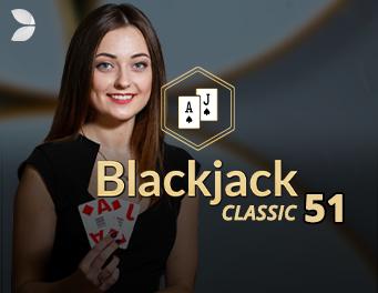 Blackjack Classic 51