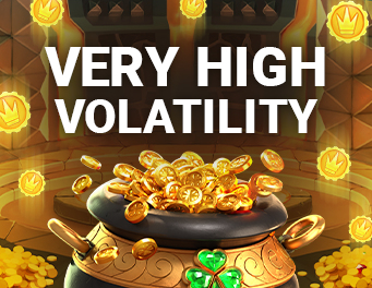 very high volatility